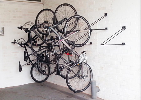 Bicicletero Colgante Vel 243 Polis Bicicleteros
