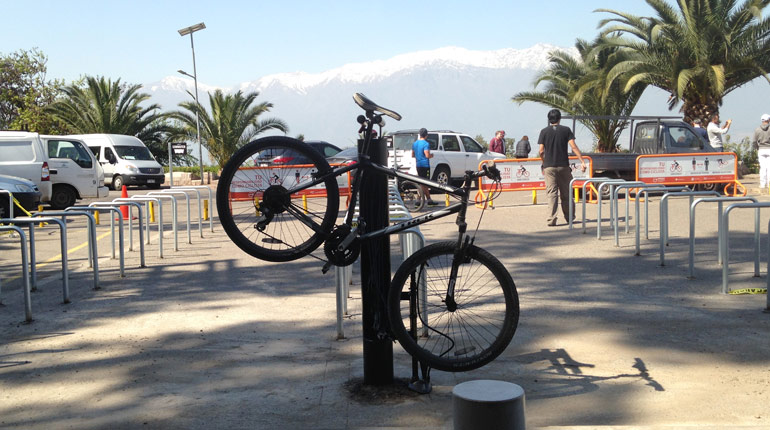 punto de reparacion velopolis estacionamientos de bicicletas bicicletero