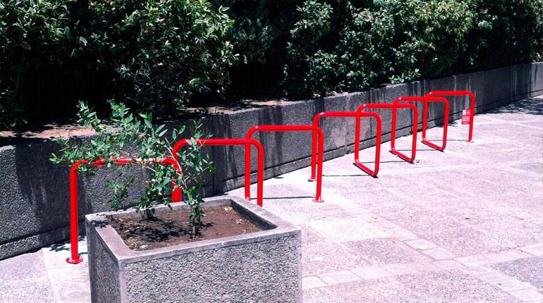 bicicletero cicletero velopolis estacionamiento de bicicletas
