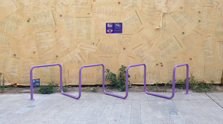 Bicicletero V04