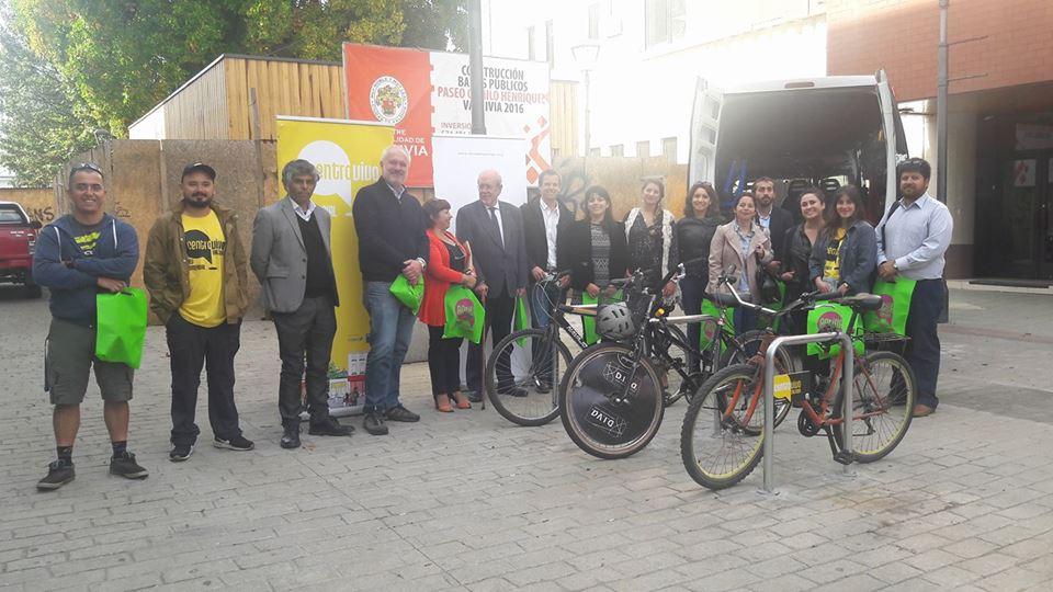 Bicicletero V01